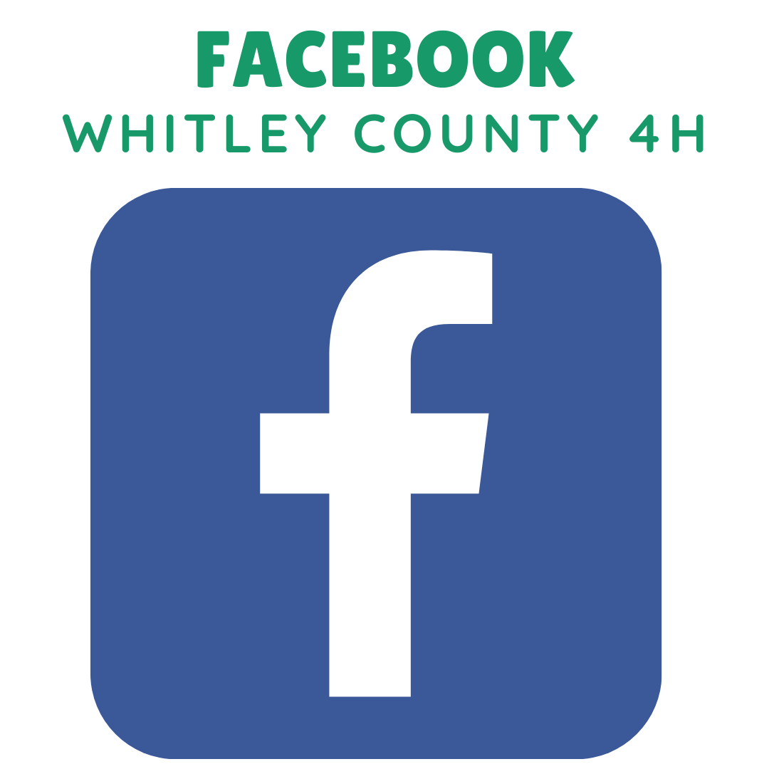 Whitley County 4-H Facebook